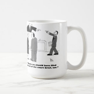 Friend of the court coffee mug