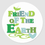 Friend of the Earth Stickers