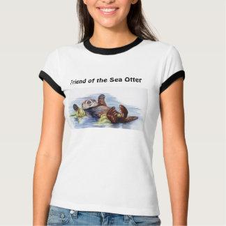 Friend of the Sea Otter Women's T-Shirt