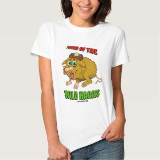 Friend of The Wild Haggis Shirts