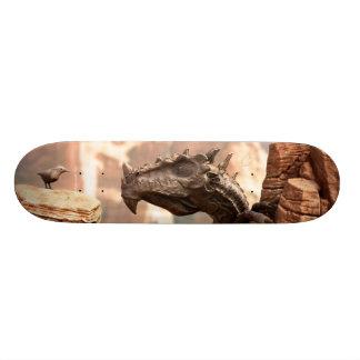 Friend or Foe skateboard
