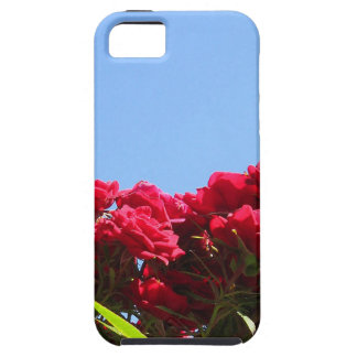 Friend Quote with Roses iPhone 5 Case