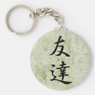 Friend - Tomodachi Key Ring