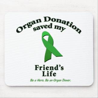 Friend Transplant Mousepad
