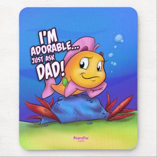 FriendFish Mouse pad