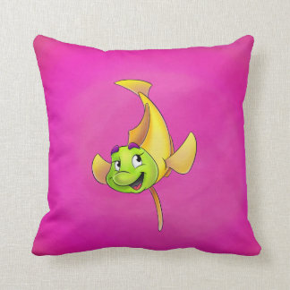 FriendFish pillow Cushions