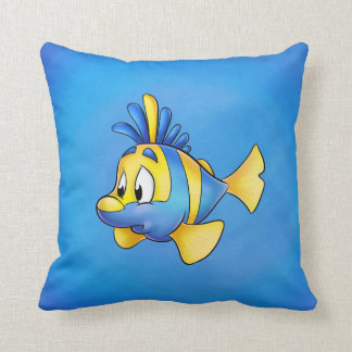 FriendFish Pillows Cushions