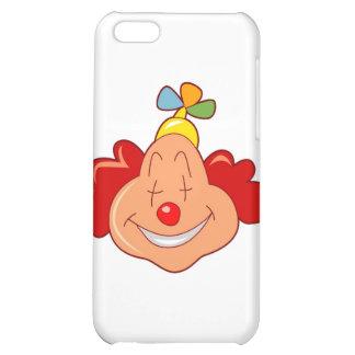 Friendly Balloon Clown Case For iPhone 5C