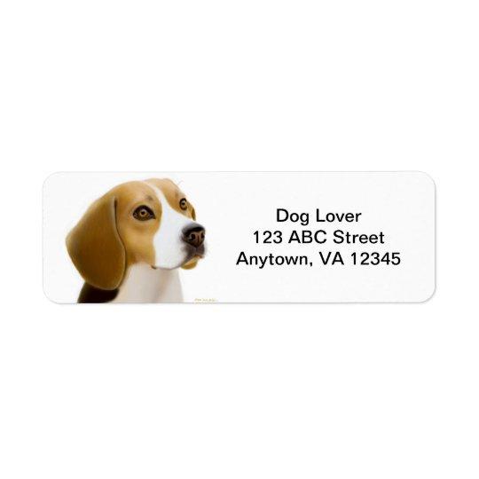 Friendly Beagle Dog Customisable