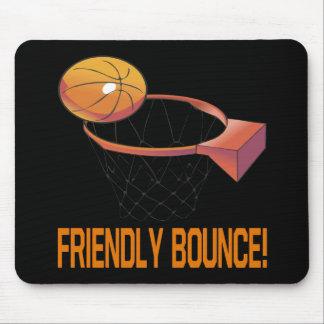 Friendly Bounce Mousepad