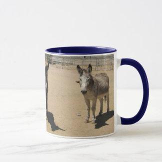 Friendly Donkey Herd Mug