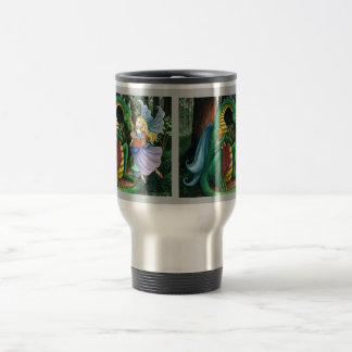Friendly Dragon Travel Mug