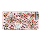 Friendly Flower Cats Pink iPhone 6 Case