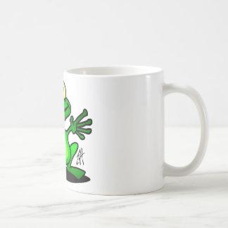 Friendly Frog Coffee Mug
