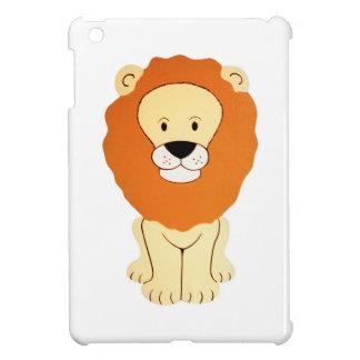 Friendly Golden Lion iPad Mini Cases