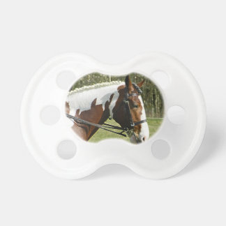 FRIENDLY HORSE BABY PACIFIERS