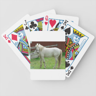 FRIENDLY HORSE BICYCLE PLAYING CARDS