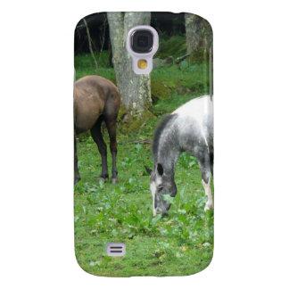 FRIENDLY HORSES SAMSUNG GALAXY S4 CASE