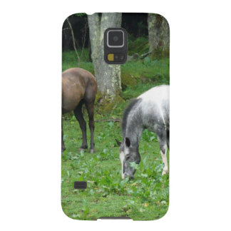 FRIENDLY HORSES CASE FOR GALAXY S5