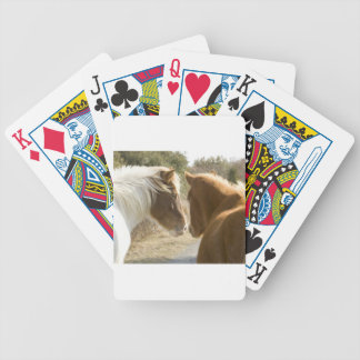 FRIENDLY HORSES DECK OF CARDS