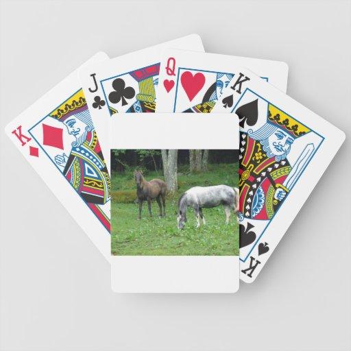 FRIENDLY HORSES CARD DECKS