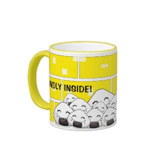 Friendly Inside! Coffee Mug