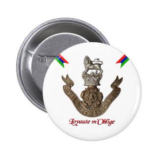 Friendly Loyals Button Badge