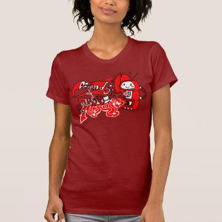 Friendly music robot T-Shirt