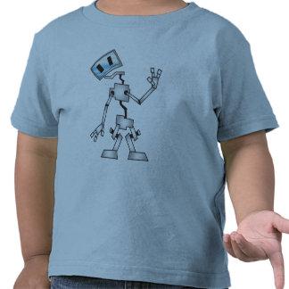 Friendly Robot Tshirt