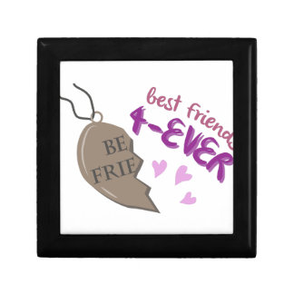 Friends 4 Eveer Small Square Gift Box