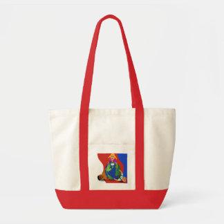 Friends Around the World - Impulse Tote Bag