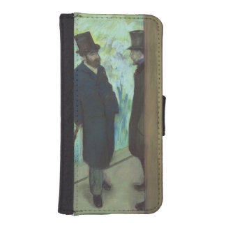 Friends at the Theatre Phone Wallet