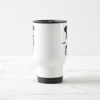 friends cam stainless steel travel mug