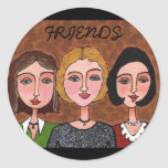 Friends for Life - stickers