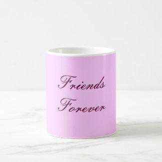Friends Forever Basic White Mug