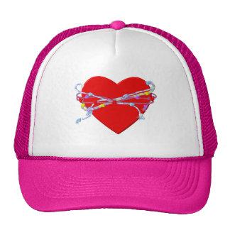 Friends forever trucker hat