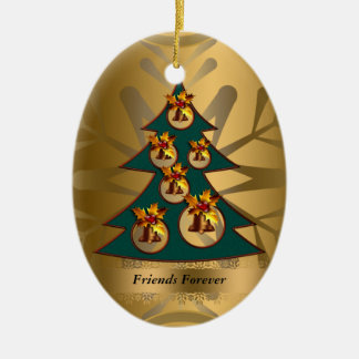 Friends Forever Christmas Ornament