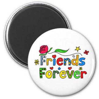Friends Forever Magnet