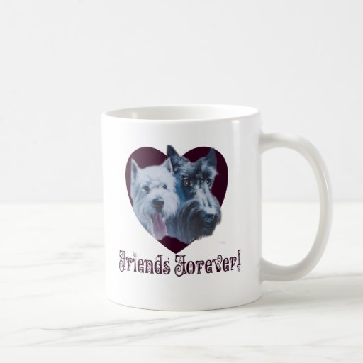 Friends Forever! Mug 2