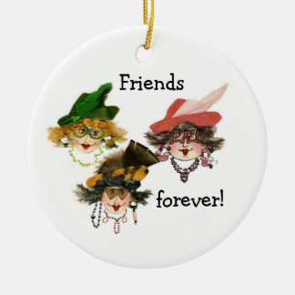 Friends Forever Ornament