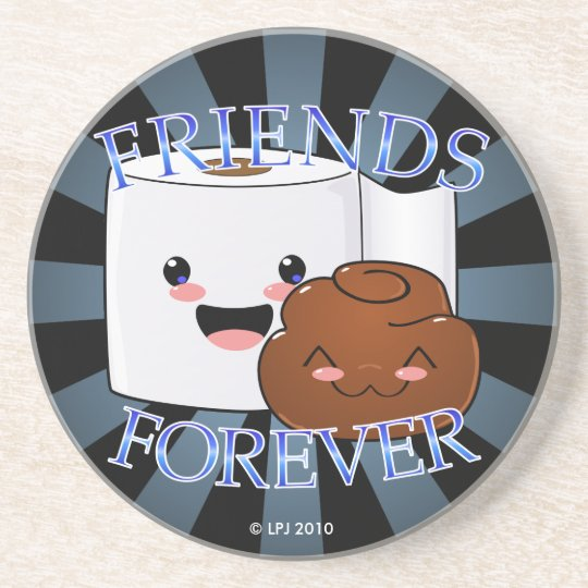 Friends Forever Poo and TP Coaster