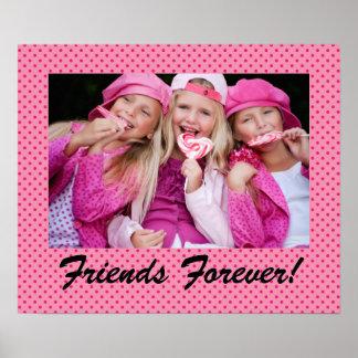 Friends Forever ! - SRF Poster