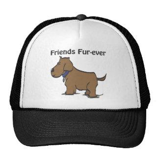 Friends Fur-ever! Cap