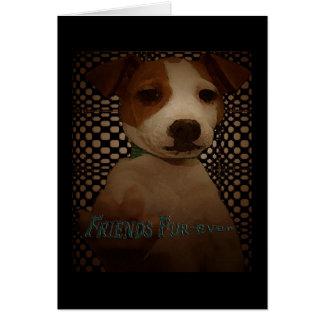 Friends Fur Ever Card