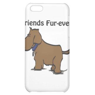 Friends Fur-ever! iPhone 5C Cases