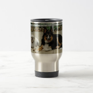 Friends Fur-ever Stainless Steel Travel Mug