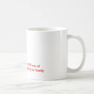 Friends - GOD Mug