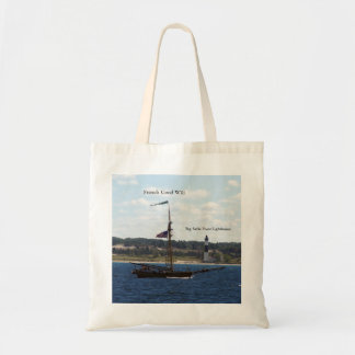 Friends Good Will & Big Sable Light tote bag