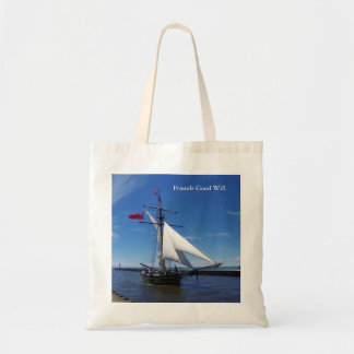 Friends Good Will tote bag