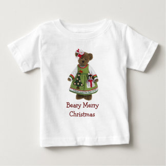 Friends Make the Best Gifts Beary Merry Christmas Tshirts